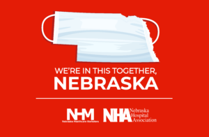 We're in This Together, Nebraska logo